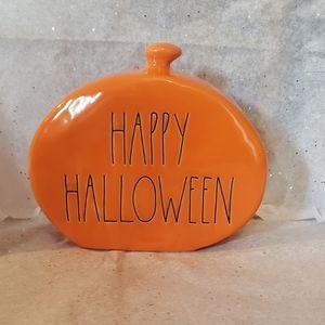Rae Dunn ceramic pumpkin